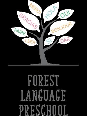 Forest Language Preschool – Long Beach, CA Logo